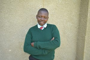 The Water Project:  Student Saumu Bakari