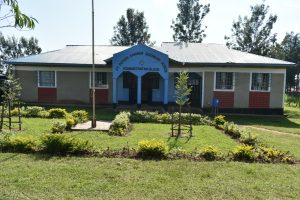 The Water Project:  Administration Building