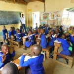 The Water Project: Makale Primary School -  Students In Class