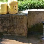 The Water Project: ACK St. Peter's Khabakaya Secondary School -  Spring Water Source