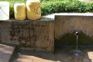The Water Project:  Spring Water Source