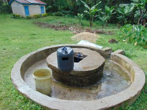 The Water Project:  Hand Dug Well