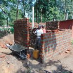 The Water Project: Ematiha Secondary School -  Latrines Underway