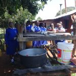 The Water Project: St. Teresa's Isanjiro Girls Secondary School -  Dishrack