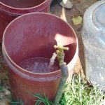 The Water Project: Friends Kuvasali Secondary School -  The Standpipe In Use