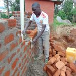 The Water Project: Ematiha Secondary School -  Brick By Brick