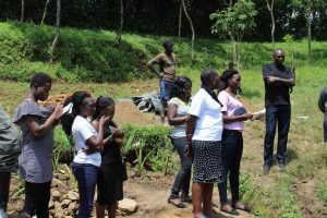 The Water Project:  Field Staff On Site At Training