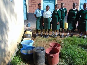 The Water Project:  Everyones Bucket Almost Full