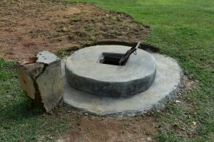 The Water Project:  Well Water Source