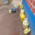 The Water Project: Saride Primary School -  Water Storage
