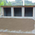 The Water Project: Musasa Primary School -  Latrine In Progress