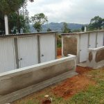 The Water Project: Goibei Primary School -  Completed Latrines