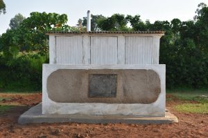 The Water Project:  Completed Vip Latrine