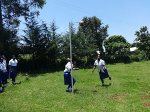 The Water Project:  Girls Playing Netball