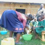 The Water Project: Shinyikha Primary School -  Jigger Removal