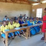 The Water Project: Musasa Primary School -  Training Begins