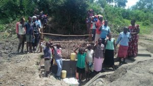 The Water Project:  Wrapping Up Training At The Spring