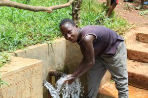 The Water Project:  Refreshed By The Spring