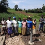 The Water Project: Bungaya Community, Charles Khainga Spring -  Site Management Training