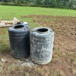 The Water Project: ACK St. Peter's Khabakaya Secondary School -  Water Storage Containers