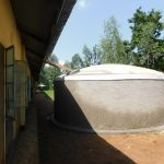 The Water Project: Enyapora Primary School -  View Of The Gutter System