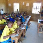 The Water Project: Musasa Primary School -  Taking Notes