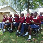 The Water Project: Ematiha Secondary School -  Active Participants