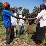 The Water Project: Bungaya Community, Charles Khainga Spring -  Group Exercise