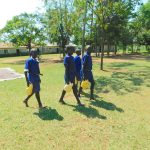 The Water Project: Makale Primary School -  Students Carrying Water