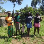 The Water Project: Bungaya Community, Charles Khainga Spring -  Training Participants