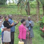 The Water Project: Emmachembe Community, Magina Spring -  Dont Forget To Wash Your Wrists