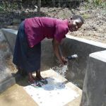 The Water Project: Bung'onye Community, Shilangu Spring -  Happy Day At The Spring