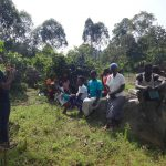 The Water Project: Bungaya Community, Charles Khainga Spring -  Training