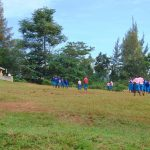 The Water Project: Kapsaoi Primary School -  Pupils On The Playground
