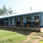 The Water Project: St. Peter's Khaunga Secondary School -  Classrooms