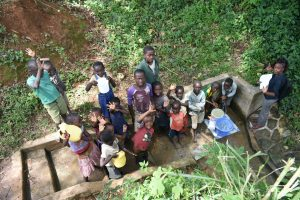 The Water Project:  Busy Asena Spring