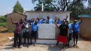 The Water Project:  Hooray New Latrines