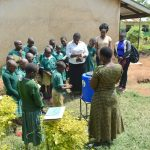 The Water Project: Elufafwa Community School -  Handwashing Session
