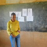 The Water Project: Shinyikha Primary School -  Trainer Betty