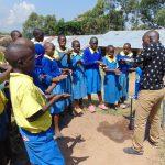 The Water Project: Musasa Primary School -  Handwashing Demonstration
