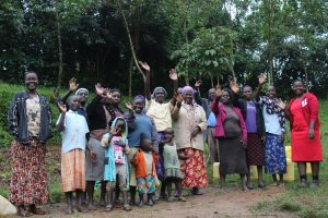 The Water Project:  Happy Group After Training