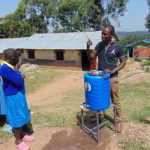 The Water Project: Musasa Primary School -  Toothbrushing Practical