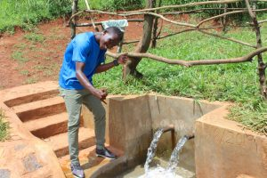 The Water Project:  Thumbs Up For Clean Water