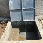 The Water Project: Musasa Primary School -  Clean Water Flowing