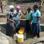 The Water Project: - Chegulo Community, Sembeya Spring