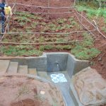 The Water Project: Shamakhokho Community, Imbai Spring -  Completed Imbai Spring