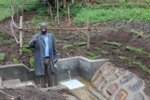 The Water Project:  Happy Day At The Completed Spring