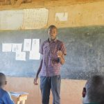 The Water Project: Shinyikha Primary School -  Trainer Protus