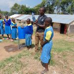 The Water Project: Musasa Primary School -  Solar Disinfection Example