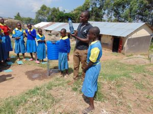 The Water Project:  Solar Disinfection Example